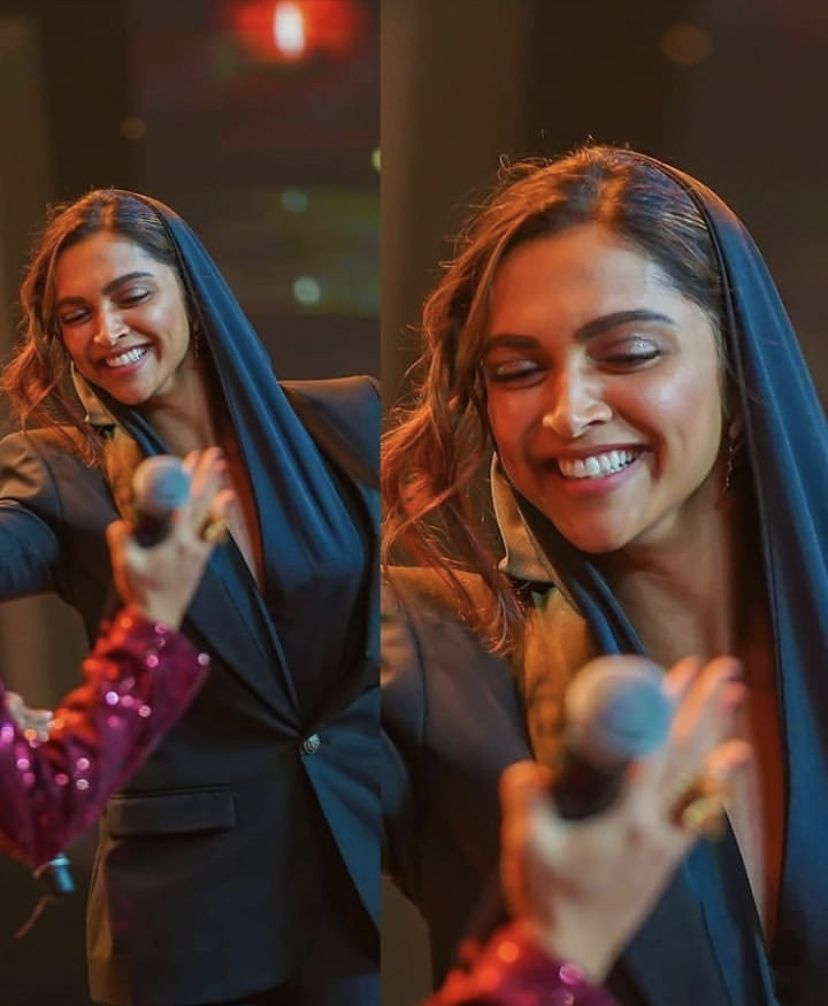 Deepika Padukone Dances On Ghoomar At Mirchi Music Awards ...