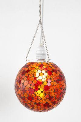 Sunset Mosaic Lantern