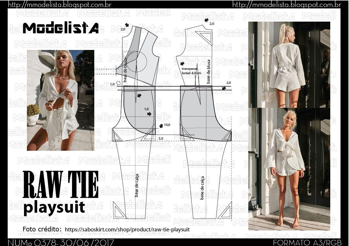 A3 No 0378 JUMP | blusas | Pinterest | Costura, Moldes y Patrones