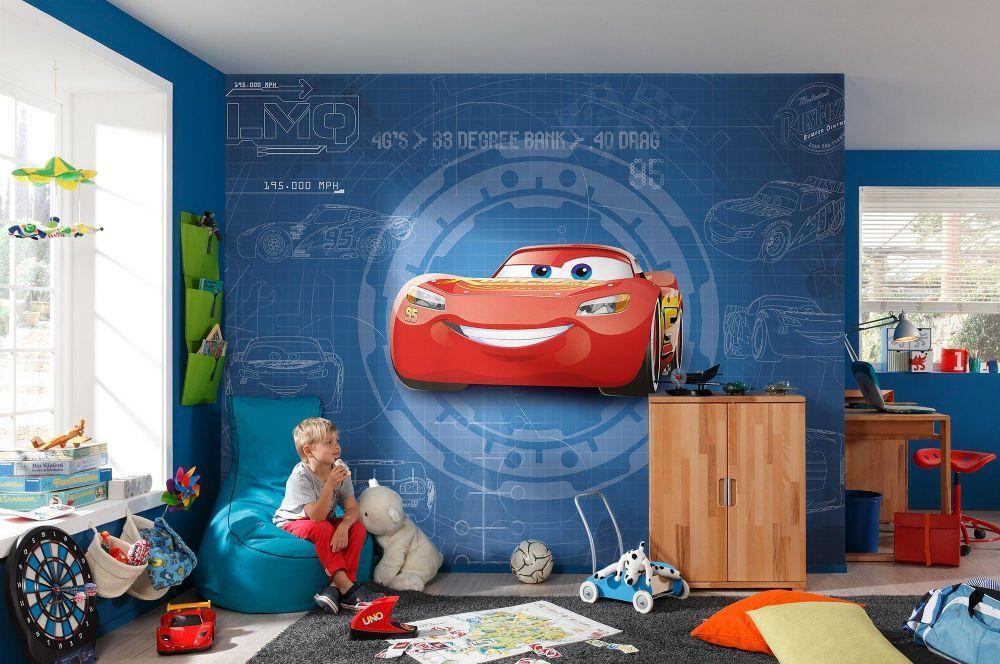 Cars 3 Disney Wall Mural Wallpaper Buy It Now Disney Wall