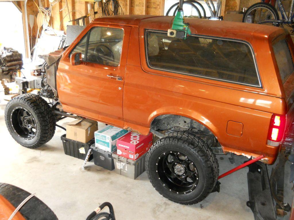 Bronco Burnt Orange Google Search Ford Bronco Bronco Van