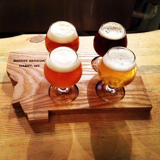 Montana: Bandit Brewing Company | Food & Wine