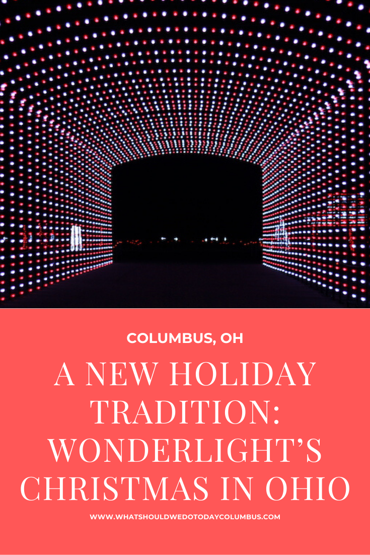 WonderLight's Christmas in Ohio Opens This Weekend