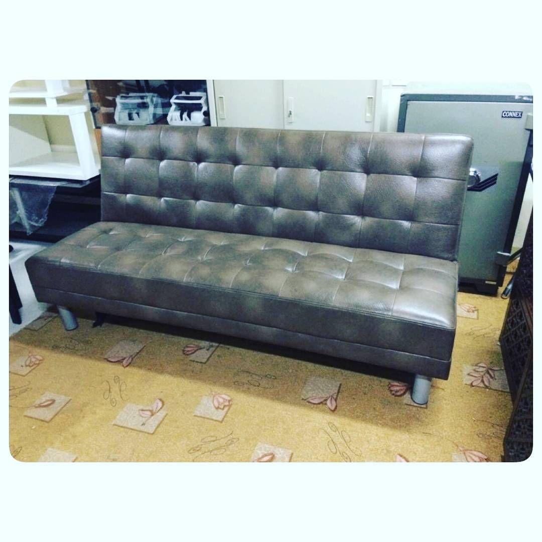 For Sale Sofa Bed Leather New Price 50 Bd للبيع كرسي سرير جلد لون بني جديد السعر 50 Bd Tel 33770050 Furniture Home Home Decor