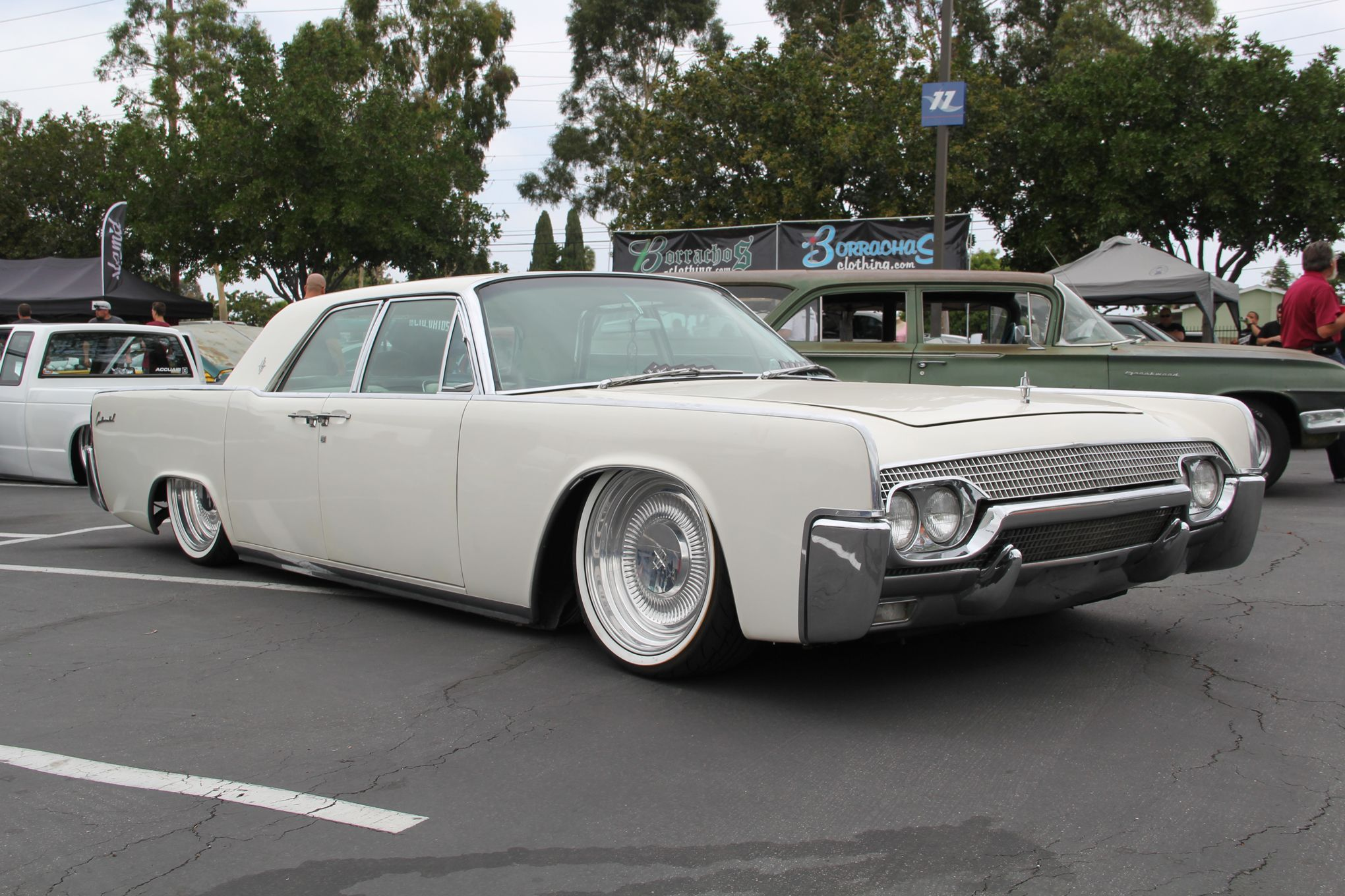 Relaxing In Socal Lincoln Continental Jpg Jpeg Image