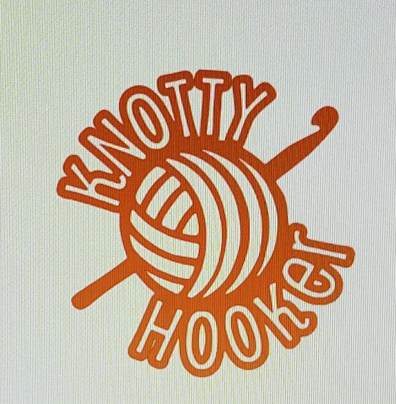 Check out this item in my Etsy shop https://www.etsy.com/listing/476103208/knotty-hooker-decal-crochet-decal-yeti