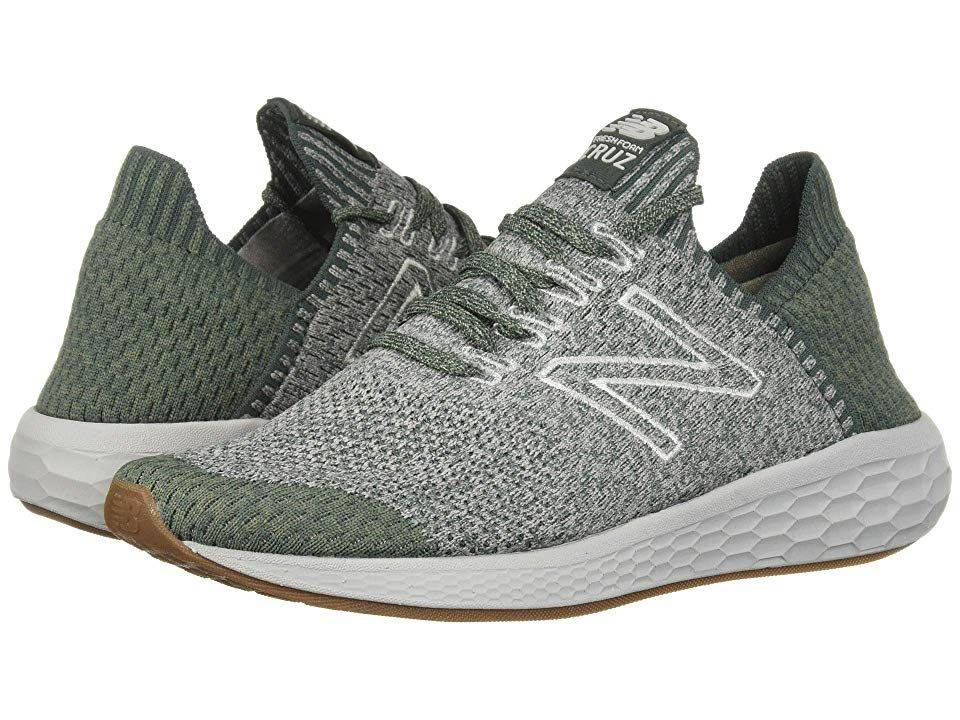 new balance fresh foam cruz verde