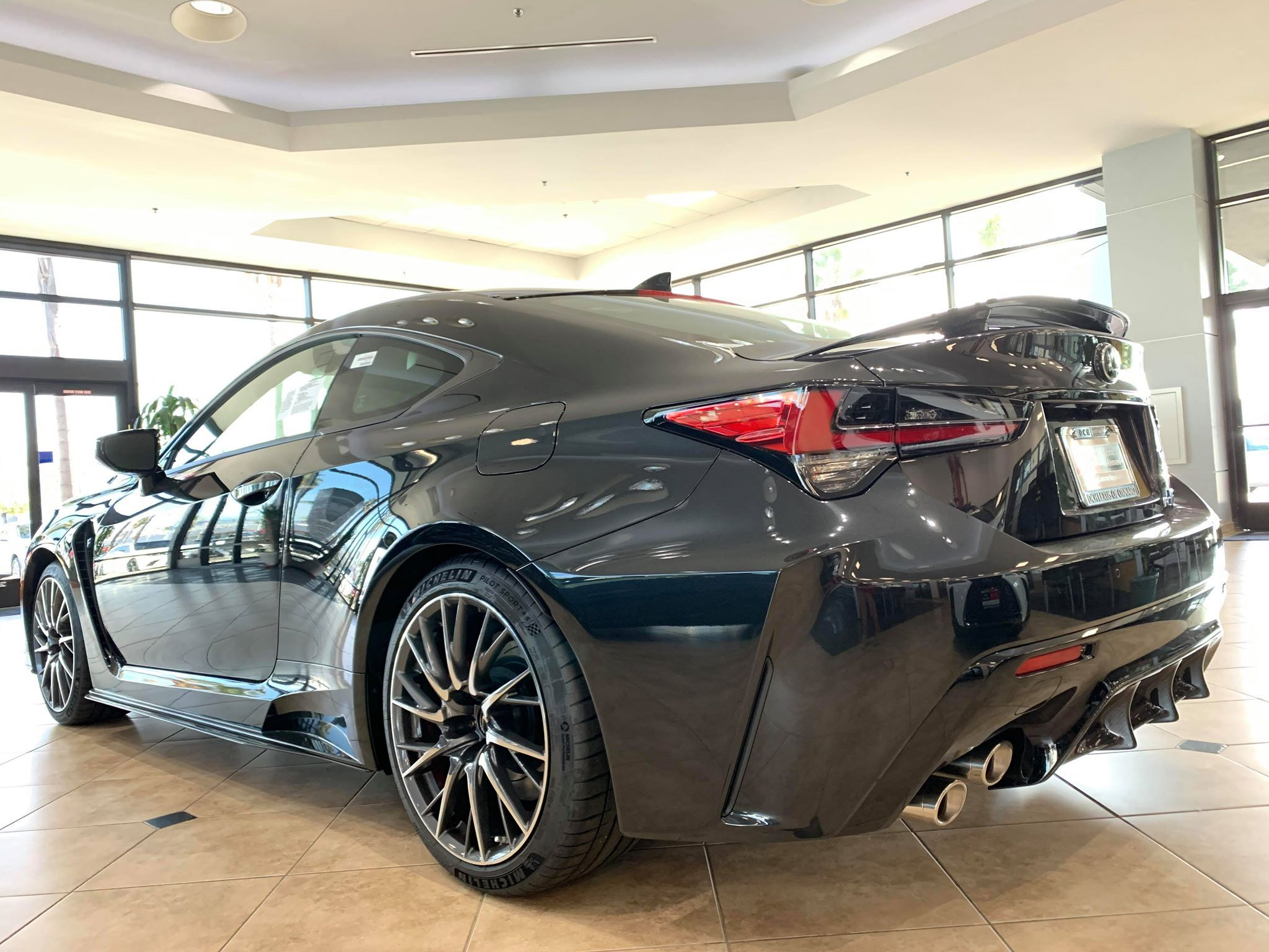 Looking for an epic vehicle? Here it is... ️2020 Lexus RC