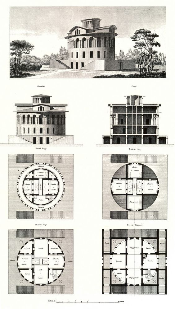 pingl par malcotti roussey architectes sur plans. Black Bedroom Furniture Sets. Home Design Ideas