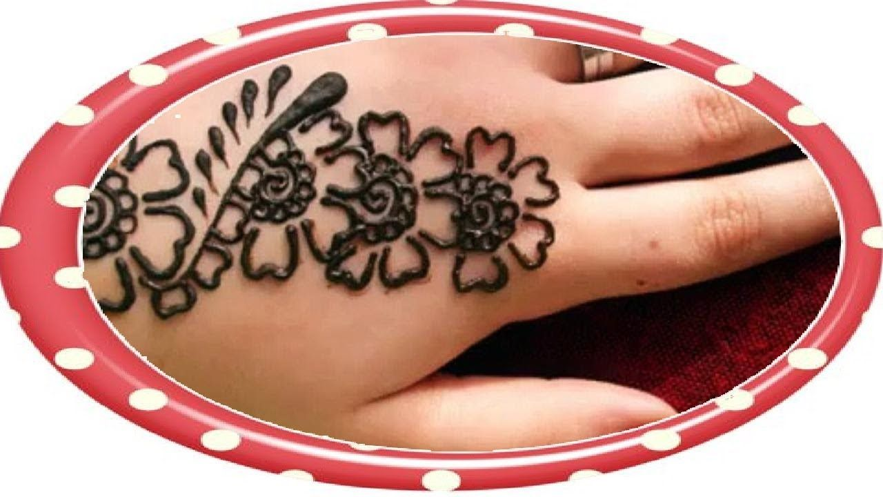To acquire Henna Easy designs for sweet younger girls picture trends
