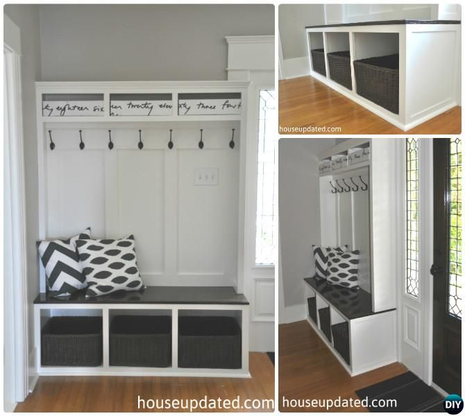20 Best Entryway Bench Diy Ideas Projects Picture Instructions Diy Entryway Bench Diy Coat Rack Diy Entryway