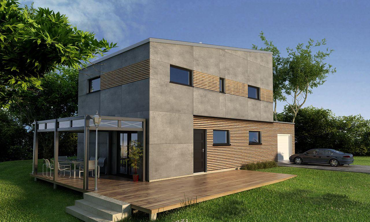 Architecture - 3D - Extérieur - Maison | ANOUKIS - 3D Architecture ...