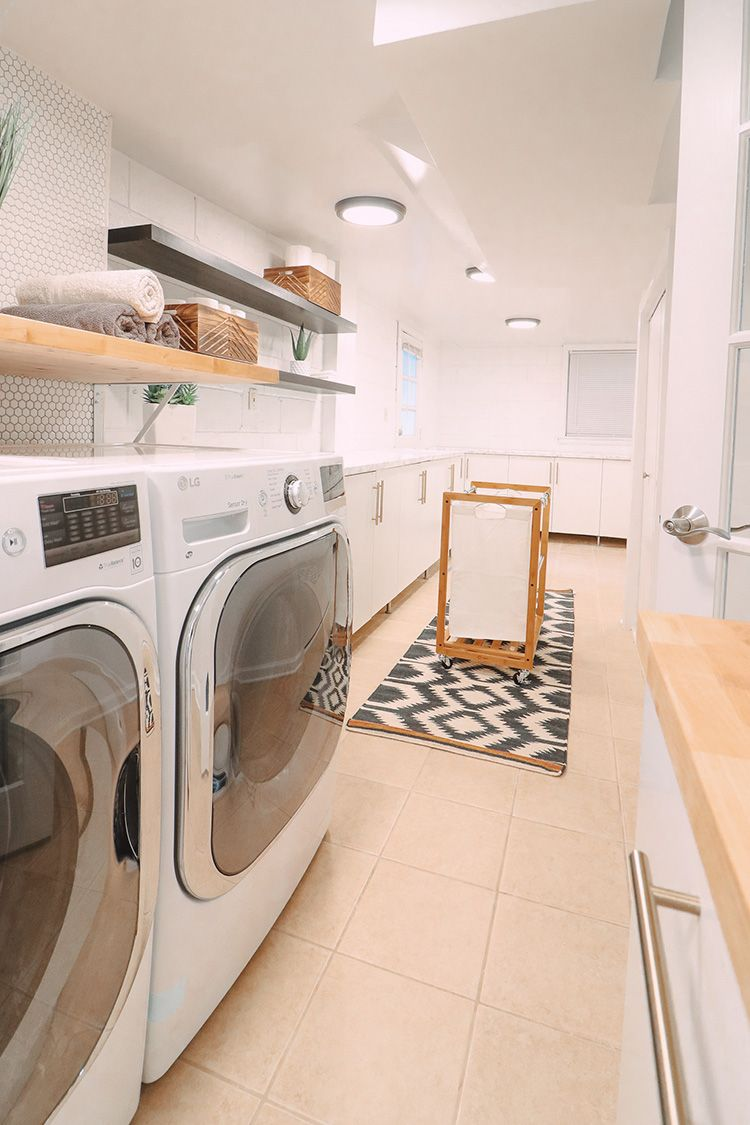 Creating A Timeless Laundry Space The Home Depot Blog Laundry