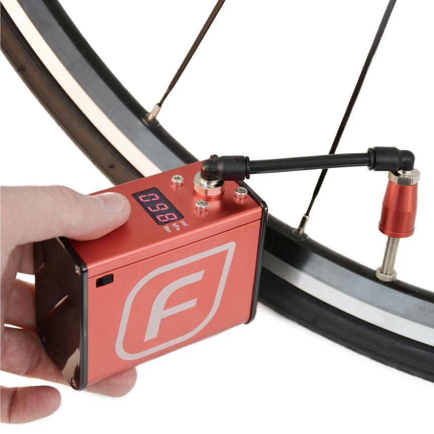Fumpa Bike Pump Digital Pressure Gauge Pumps