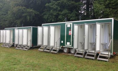 The benefits of hiring a portable toilet for outdoor events #HirePortableToilets