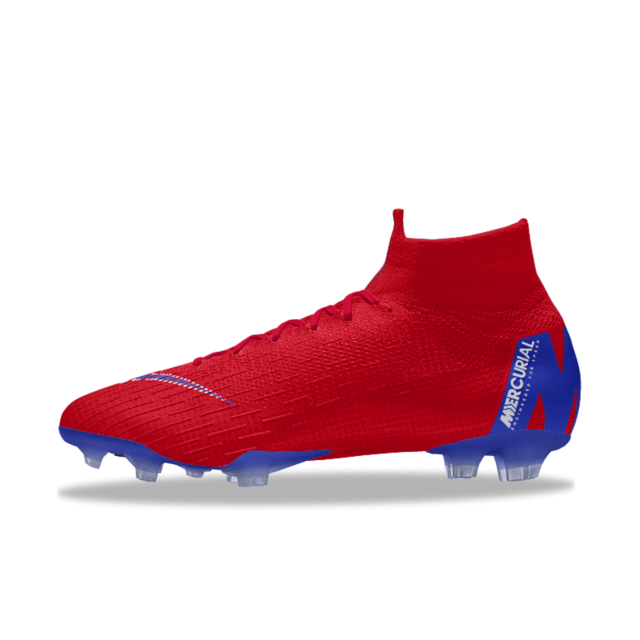 promo code 11132 9752e The Nike Mercurial Superfly 360 Elite By You Soccer Cleat ...