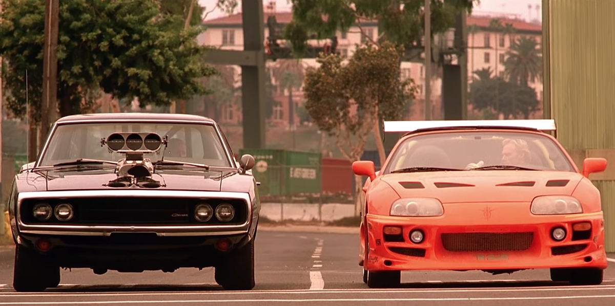 There S Only One Way To Enjoy A Fast Furious Movie Marathon Car Wallpapers Fast And Furious Cool Cars