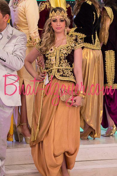 Modèles 2014 Lala à Algerian Fashion