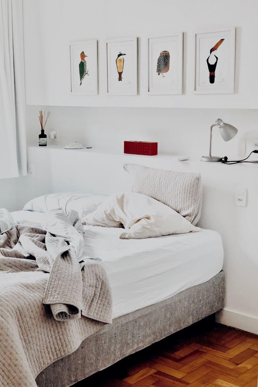 ديكور غرف نوم Simple Bedroom Home Fashion Decor Bedroom