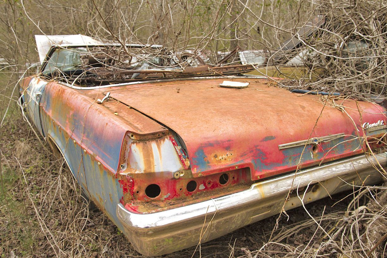 1966 Impala Convertible City car, Barn find cars, Old cars