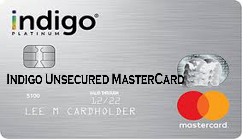 Indigo Unsecured Mastercard How To Apply Mastercard How To