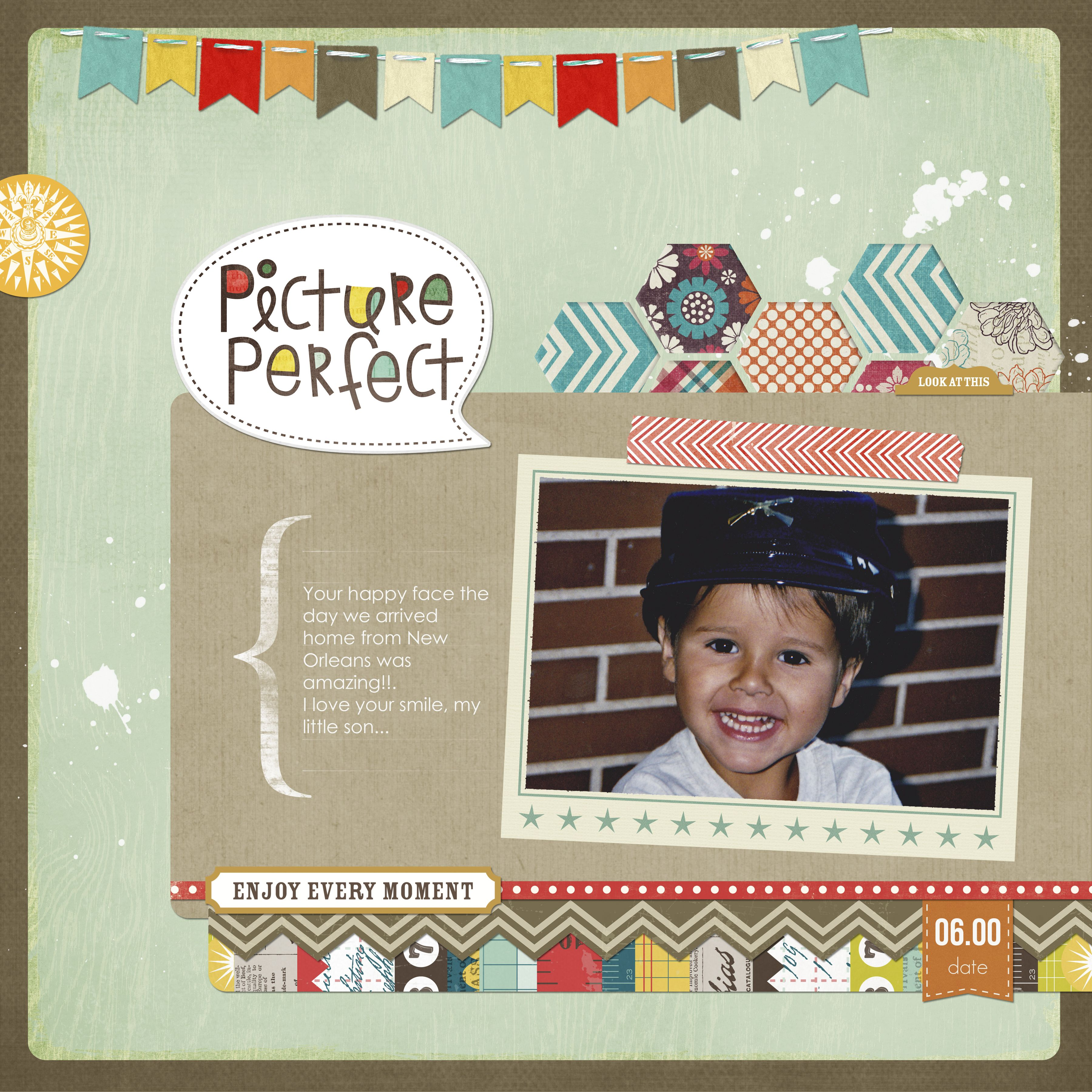 This Layout Was Created As Part Of My Class At Jessicasprague