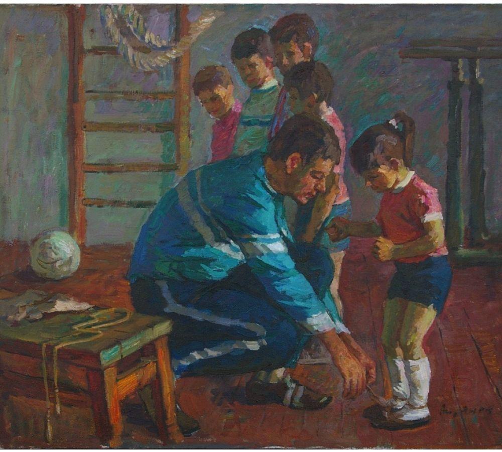 Картинки по запросу Янев Анатолий Никитович художник