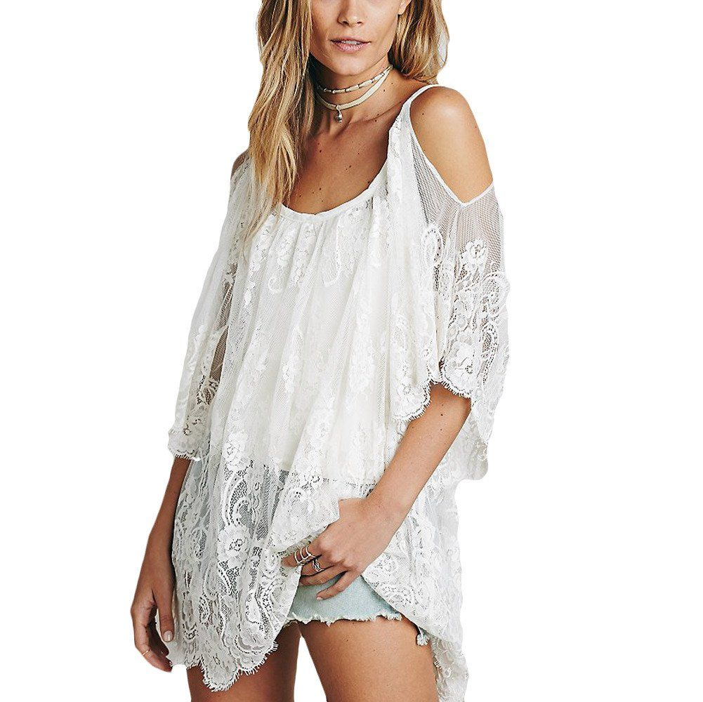 Lace dress cover up  Sadie Lace Cover Up Dress  White lace Swimwear and Summer