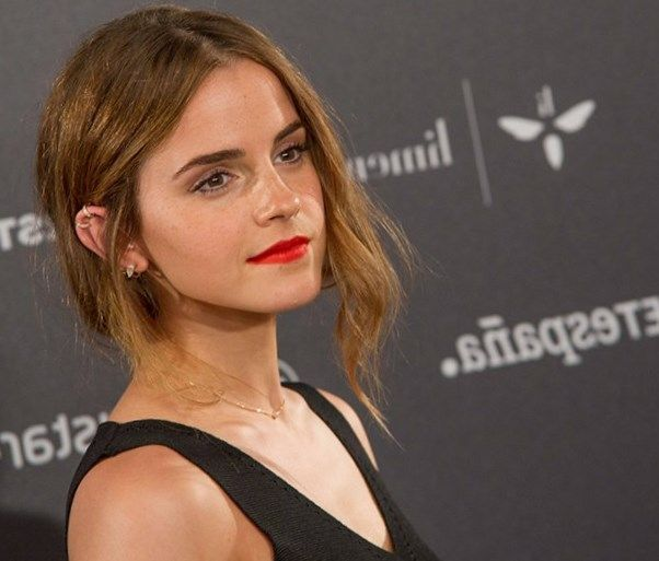 Emma Watson Kurze Haare Frisurentrends Frisurentrends2019