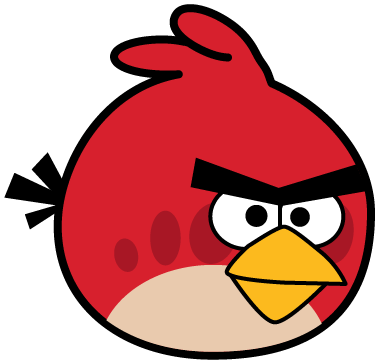 How to draw red angry bird from angry birds games with easy steps drawing lesson how to draw step by step drawing tutorials