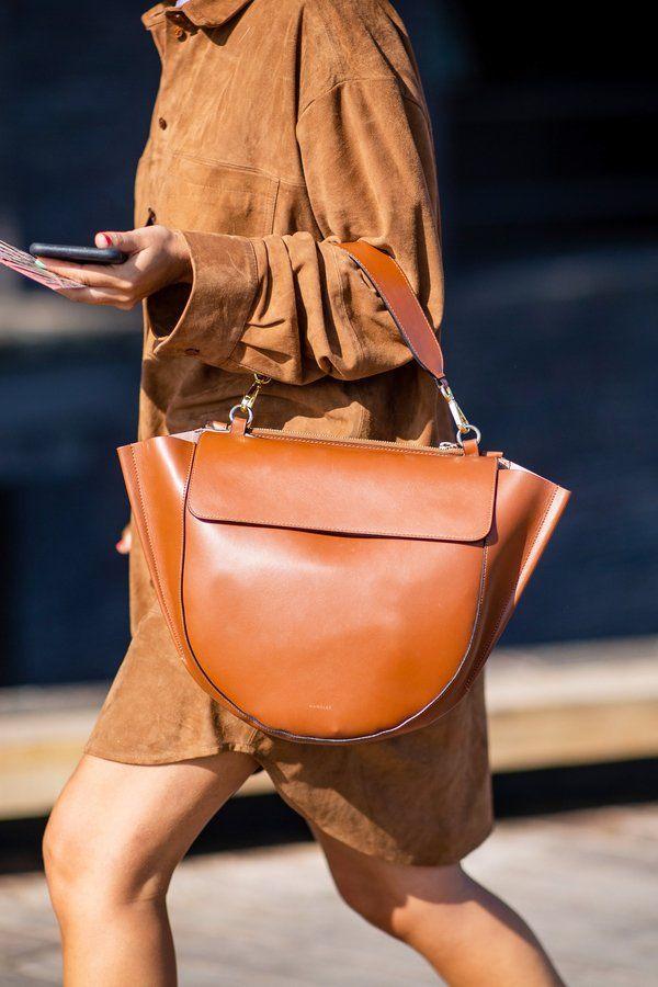 Herbst-Trend: Handtaschen in Cognac   Handtasche trend ...