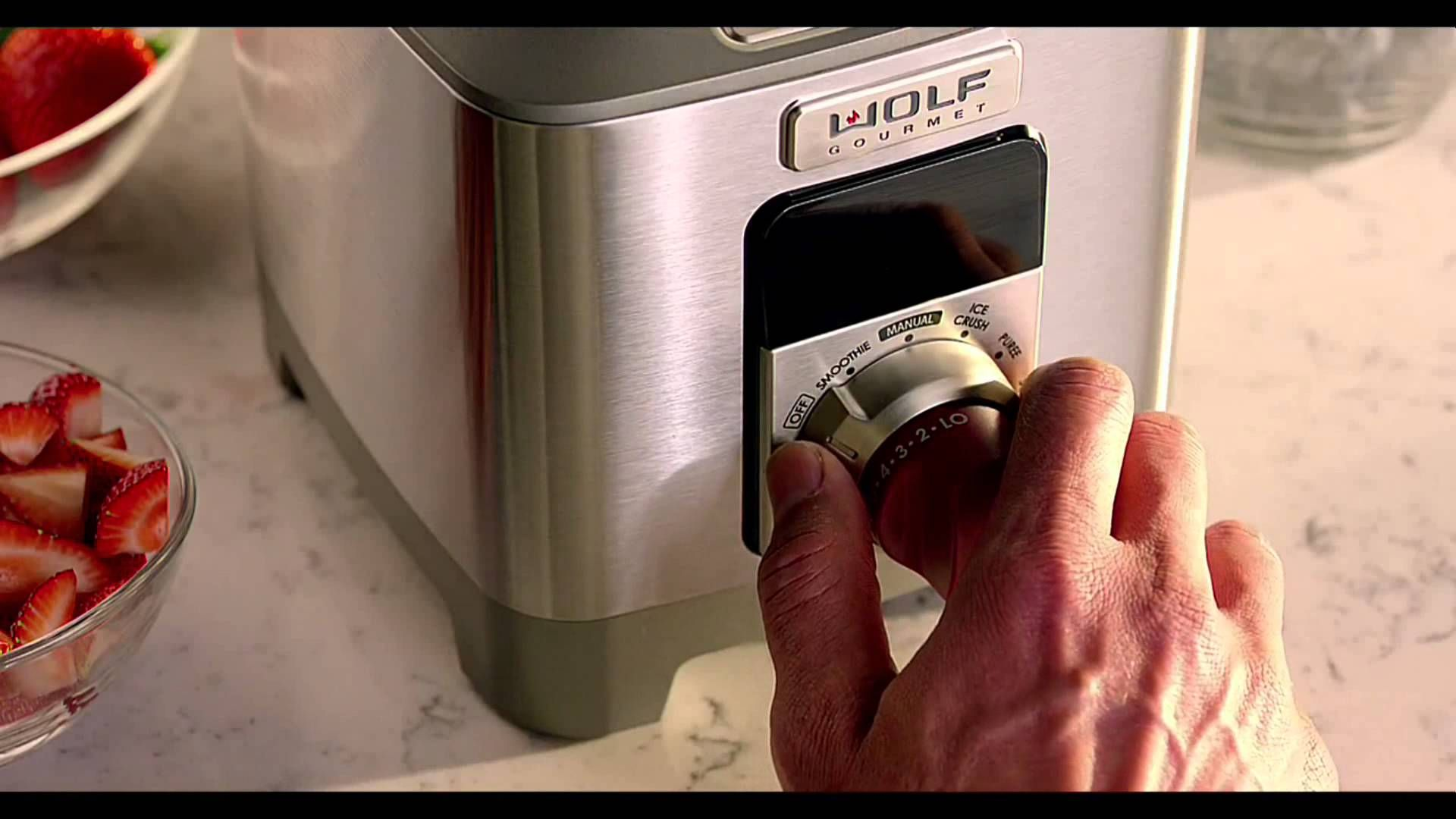 Wolf Gourmet Wolf Countertop Convection Oven Wolf Blender