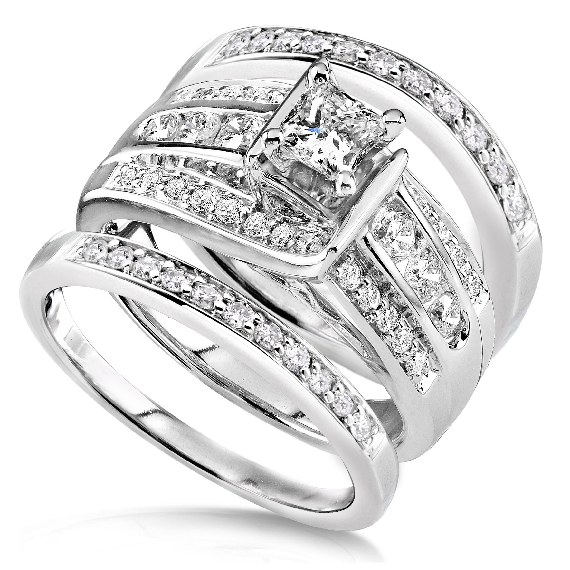 pictures gallery of kmart wedding ring sets spectacular spin - Kmart Wedding Ring Sets