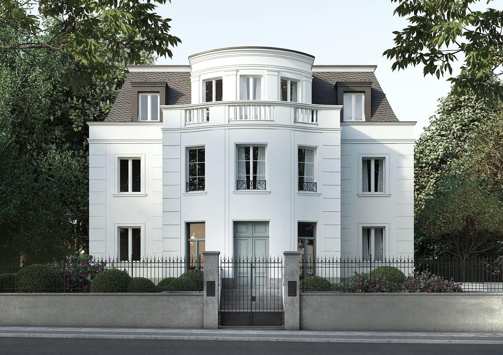 Mehrfamilienhaus mit 3 Wohneinheiten, Berlin Grunewald