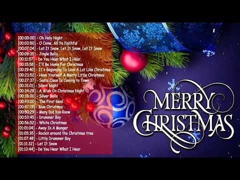 Youtube Christmas.Top 100 Traditional Christmas Songs Ever Best Classic
