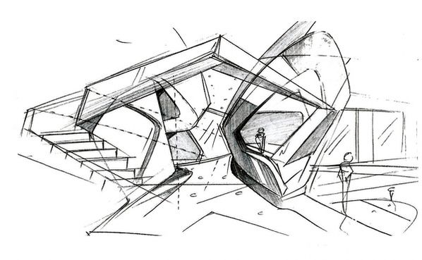 Architecture Design Concept Sketches Best Design Ideas