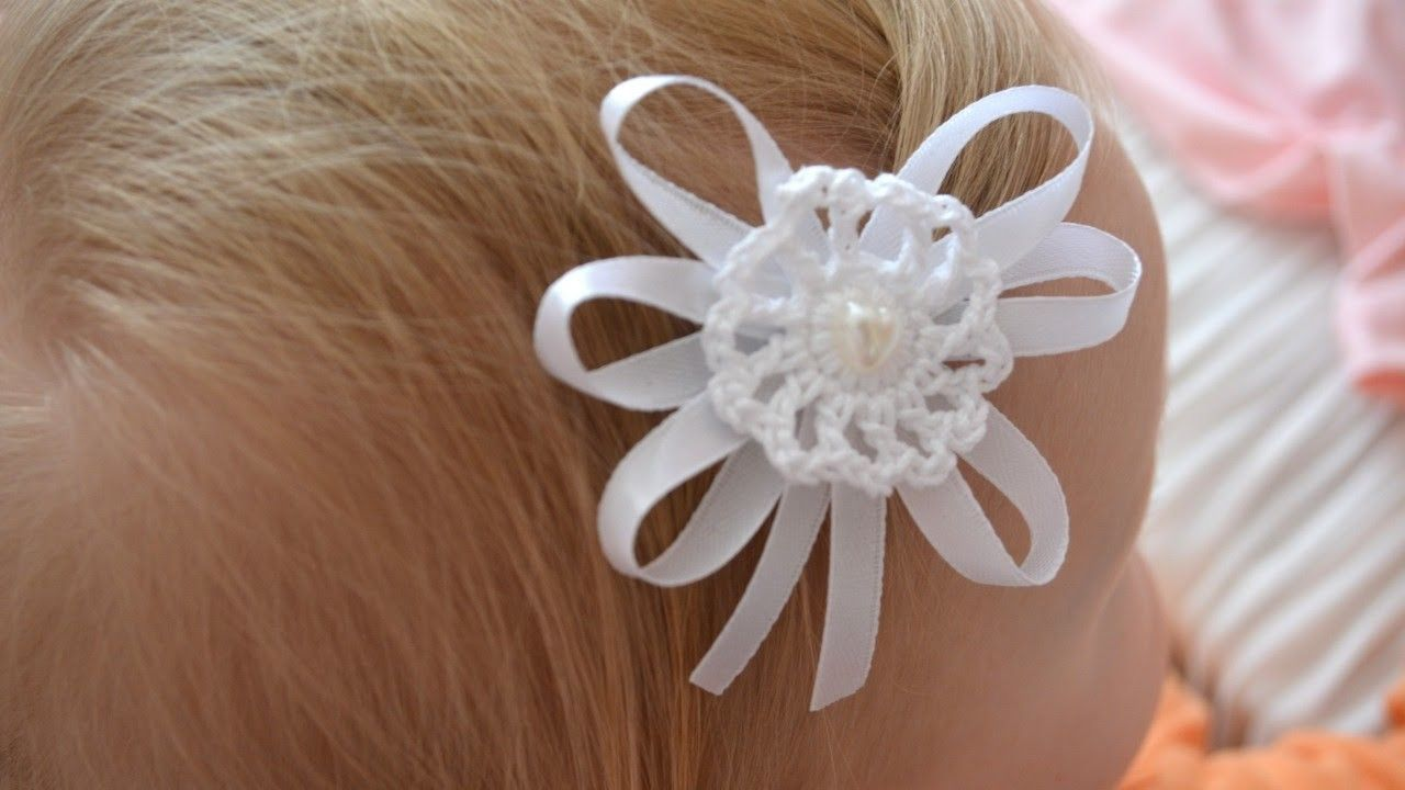 Make a Pretty Girls Hairpin - DIY Style - Guidecentral
