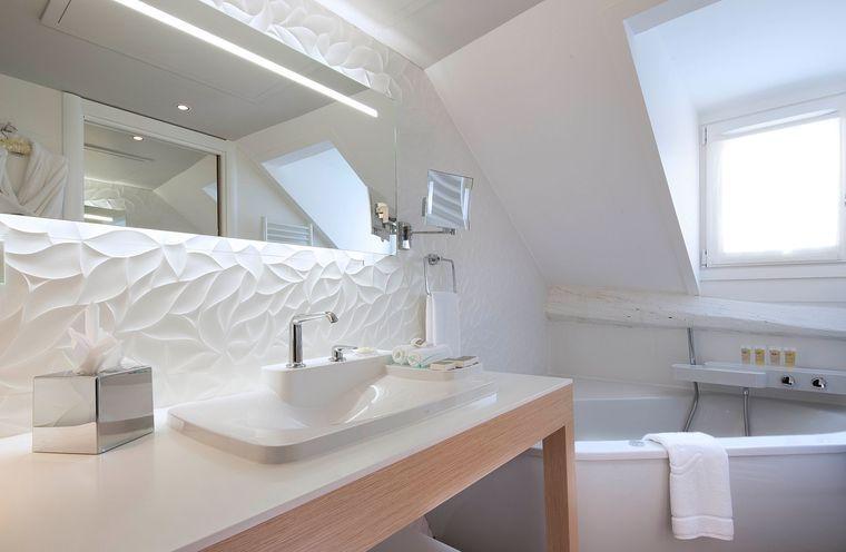 Une salle de bain zen et déco de 6m² : exemple à suivre | bathroom ...