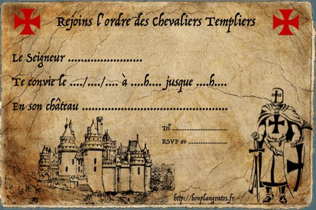 Carte D Invitation Gratuite A Telecharger Et A Imprimer Invitation