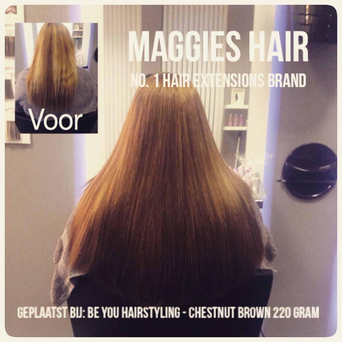 Amazing Transformation With Hairextensions From Maggieshair Dont