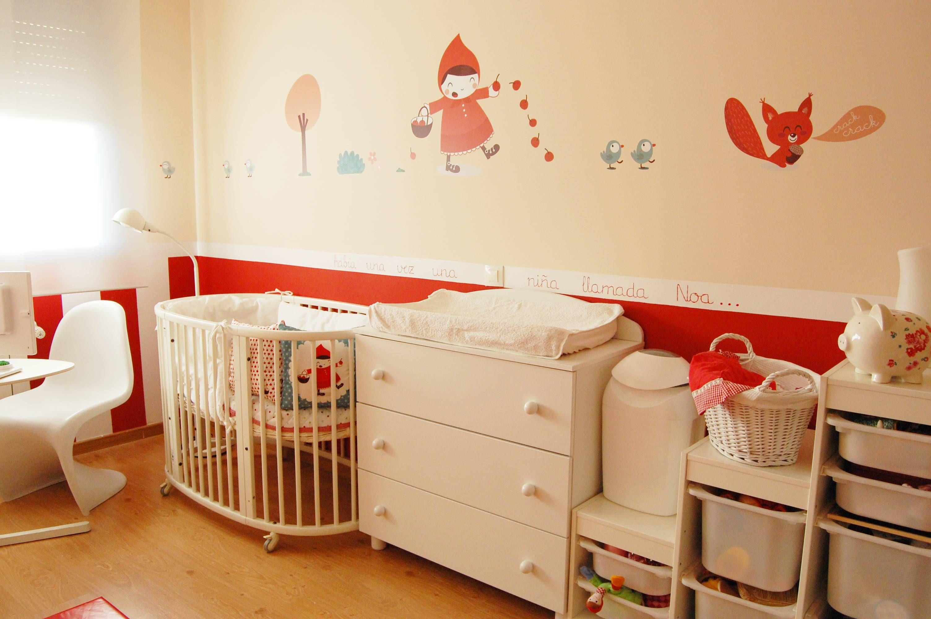 Habitaci n de bebe con muebles de ikea prenatal ikea y - Ikea muebles habitacion ...