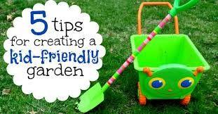 """Vaizdo rezultatas pagal užklausą """"kids friendly garden"""""""
