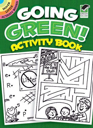 Going Green! Activity Book