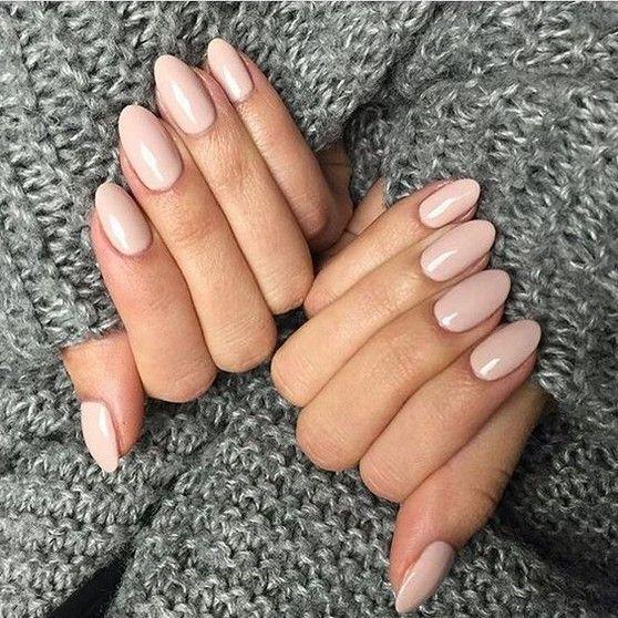 60 + Best Chosen Acryl Oval Nails Design für den Sommer Prom und Hochzeit - Seite 16 von 65 -... #nailsshape