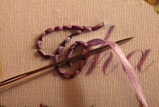Silk Embroidery Effect Photoshop Action Free Silk Ribbon Embroidery