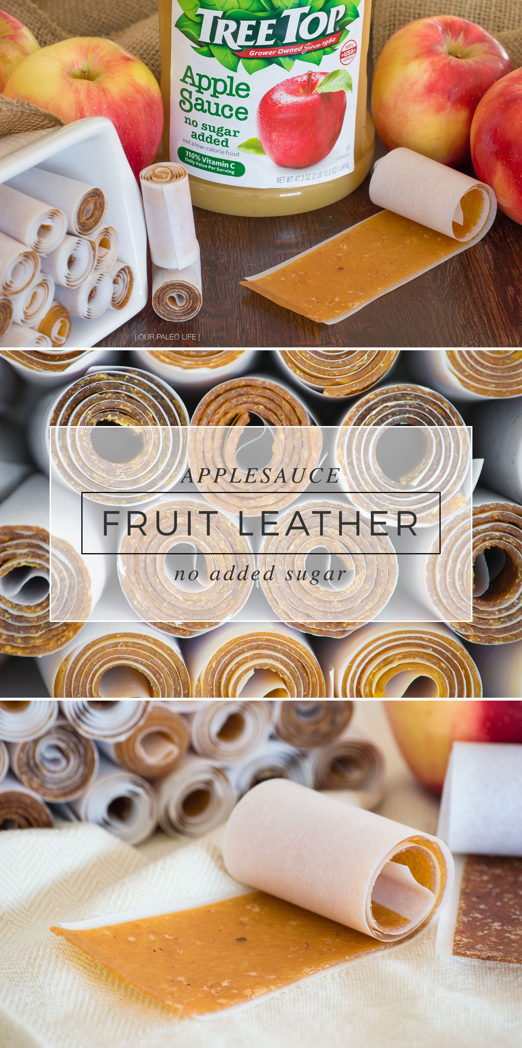 One Ingre Nt Fruit Leather With Optional Add Ins No