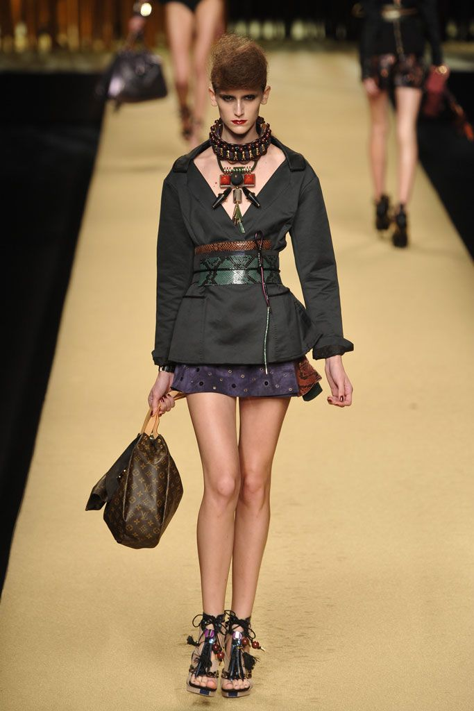 Louis Vuitton Spring 2009 Ready-to-Wear - Collection - Gallery - Style.com