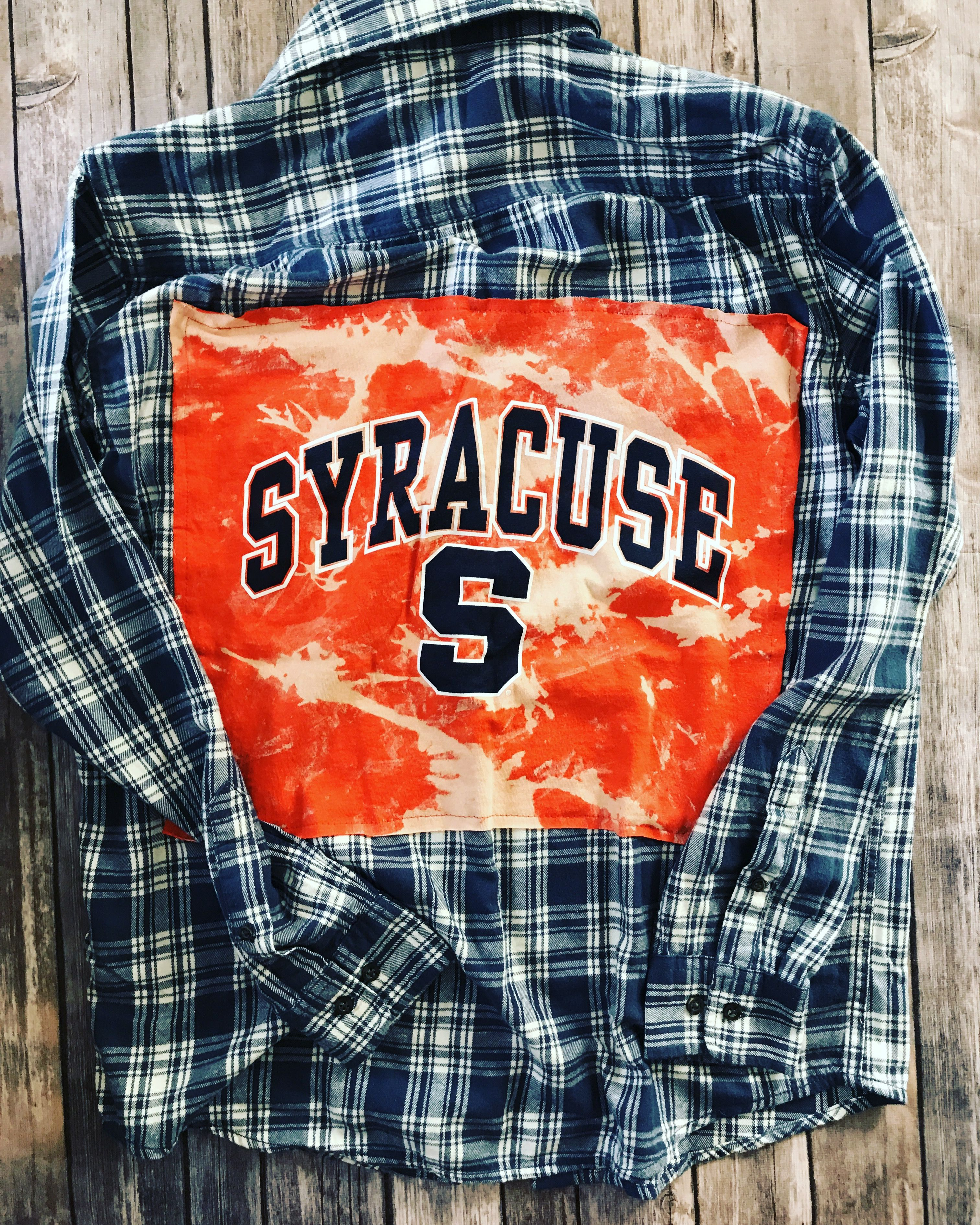 Syracuse flannel | Clothing | College outfits, College