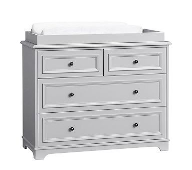 Fillmore Dresser Topper Set Pbkids This Is Super Cute And You Would Have A Changing Table