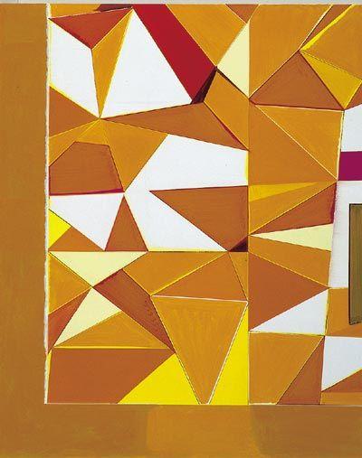 Thomas Scheibitz - I-Geometrica B - 2001